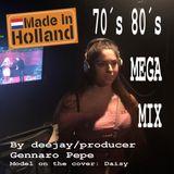 70's 80's MEGA MIX (Old School)
