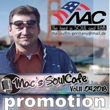 Macs-SoulCafe-Vol11-04-2018, another 30 minutes of the finest in Soul and RnB.