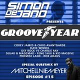 Groove Year #015 - Special Guestmix by Mitchell Niemeyer