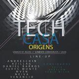 Tech Casa - Origens - andreschin Dj Set
