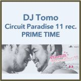 Shangri-La Circuit Paradise 11@ageHa island, DJ Tomo live rec. PRIME TIME May, 2015
