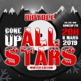 Gone Up All-Stars #Winter2019 - DJ Didydee #DefSquad