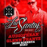 Niko @ Los Santos presents Audiofreak vs Glenn Frantz  8th March 2014