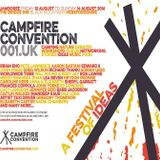 The Outerglobe goes to ... Campfire Convention (12-14 August) with Pete Lawrence & team