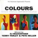 Cj Mackintosh - Colours - The Full Spectrum - Continuous Dj Mix - CD1 1997