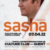 Phi-Phi at SASHA's Party @ Culture Club 07-04-2012
