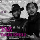 Connoisseurs Of Hip Hop Episode115 Taz & Talib Kweli