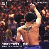 Organ Tapes & AF85 - 4th September 2017