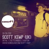 ConcePT Podcast #21 - Scott Kemp