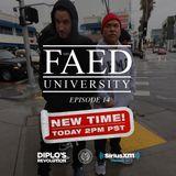 FAED University Episode 14 - 7.18.18