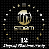 Tidy Storm @ The Emporium - Saturday 12th December 2015: Exclusive BK Promo Mix