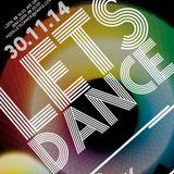 Quizzik recorded live @ Let's Dance (30 11 2014)