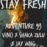 Adventure #93 Shaka Zulu x Jay MNG