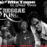 "NEW**MAY**2013 MIXTAPE ""5 REGGAE KING"" SUGA ROY CONRAD CRISTAL,PROTOJE,CHRONIXX & JUNIOR GONG MARLEY"