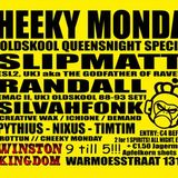 TIMTIM 29 - 04 - 13 CHEEKY MONDAY - THE OLD SKOOL QUEENS NIGHT SPECIAL