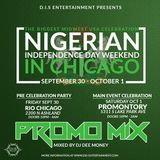 NIGERIA INDEPENDENCE DAY PARTY PROMO MIX BY DJ DEE MONEY