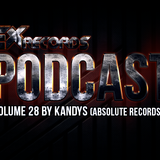 EXODE Podcast volume 28 mixed by Kandys