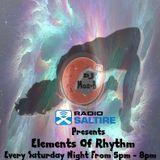 Elements of Rhythm with DJ Moz-B & Craig Adams 14/10/17