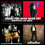 FRIDAY FEEL GOOD QUICK MIX ~ LET'S WORK OLD SCHOOL PARTY MIX