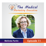 "TMME Episode 11 with Melinda Partin ""Marketing - Fun and logical"""
