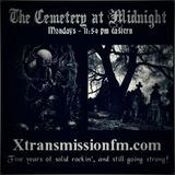 The Cemetery at Midnight - 1/16/2017