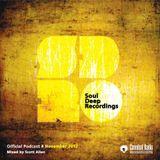 Scott Allen - Soul Deep Recordings - Submission Podcast November 2012