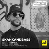 Skankandbass on Reprezent - 013 - Turno Guest Mix