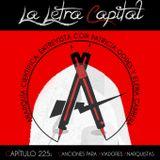 LA LETRA CAPITAL PODCAST 225 - CANCIONES PARA AVIADORES ANARQUISTAS (OMC RADIO)