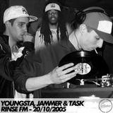 Youngsta, Jammer, Task - Rinse FM - 20/10/05