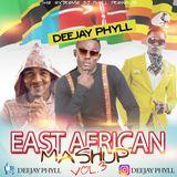 Dj Phyll - East African Mashup Vol.3