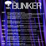 Tony Kasper - Live @ The Bunker, New York (03.21.2008) PART 1