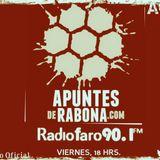 """Aguante entrevisto al proyecto""""Apuntes de Rabona"""" programa transmitido el día 2 de Junio 2017 por Ra"""