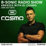 B-SONIC RADIO SHOW #223 by DJ Cosmo