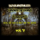 DJ GlibStylez - Underground Bangerz Vol.7 (Undergound Hip Hop Mix)