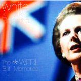 WHITE KICKS BRITANNIA