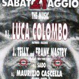 Luca Colombo d.j. Underground City (Pe) 21 05 1994