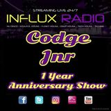 #WTH Influx Radio 1 Year Anniversary Show