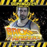Back to Amerika - Domingo 29-MAYO-2018