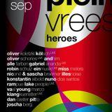 Gabriel Ananda live @ Pleinvrees Heroes 2014 06-09-2014