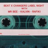 Beat X Changers Label Night - Oct 6th Preview Mix