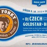 Get Fonky Radio Show pt.18 with Dj Czech