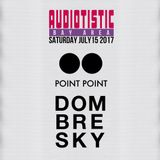 Dombresky & Point Point – Audiotistc Bay Area 2017 Mix