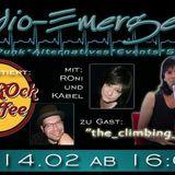 ROck-KAffee vom 14.02.2015 - zu Gast: the_climbing_rose