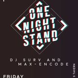 DJ Surv live @ One Night Stand, Malta
