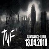RO vs. Sandmann @ TnF - Der Weiße Hase Berlin - 13.04.2018