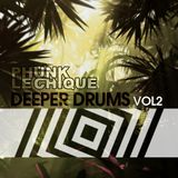 Phunk le Chique - DEEPER DRUMS VOL2