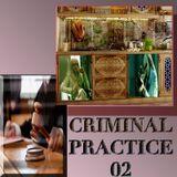 [CP02] Criminal Practice - 19 FEB 2017