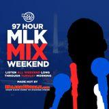 Funkmaster Flex - MLK Mix Weekend (Hot97) - 2017.01.14