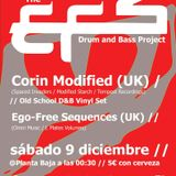 Corin Modified - EFS Drum and Bass Project Taster