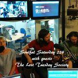 Soulful Saturday No 224